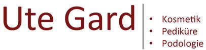 Ute Gard Schönheit, Pediküre und medizinische Fußpflege Logo
